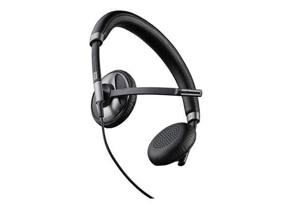 Poly Blackwire C725-M - micro-casque