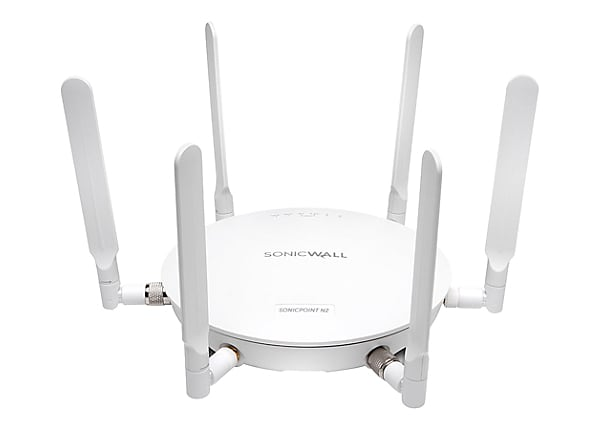SonicWall SonicPoint N2 - wireless access point - with 3 years Dynamic Supp