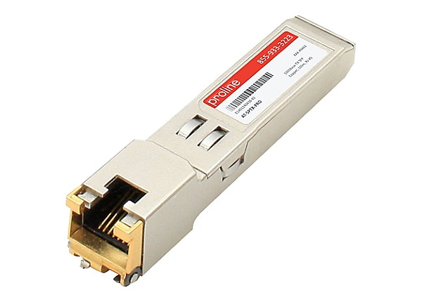 Proline Allied AT-SPTX Compatible SFP TAA Compliant Transceiver - SFP (mini