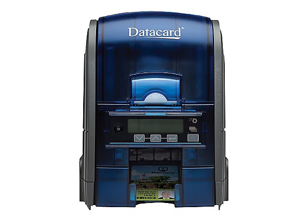 Datacard SD160 - plastic card printer - color - dye sublimation/thermal res