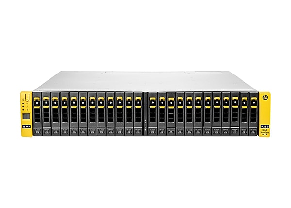 HPE 3PAR StoreServ 7400c 2-node Storage Base - hard drive array