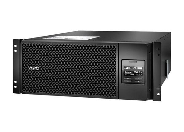 APC Smart-UPS SRT 6000VA RM - UPS - 6000 Watt - 6000 VA