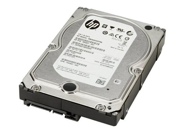 HP - hard drive - 4 TB - SATA 6Gb/s