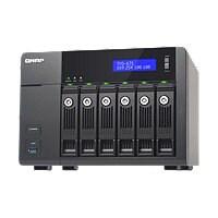 QNAP TVS-671 - NAS server - 0 GB