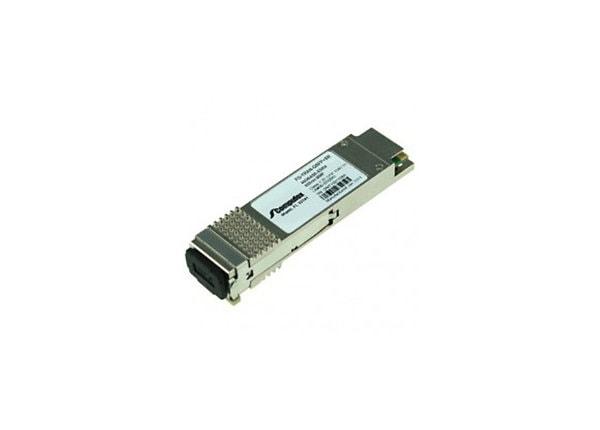 Fortinet - QSFP+ transceiver module - 40 Gigabit LAN