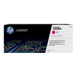 HP 508A - magenta - original - LaserJet - toner cartridge (CF363A)
