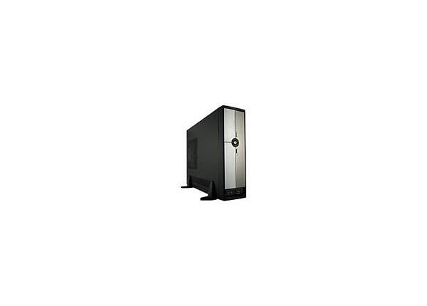 Rosewill R379-SM - desktop slimline - FlexATX / Micro ATX