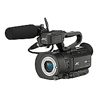 JVC ProHD GY-LS300 - camcorder - body only - storage: flash card