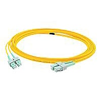 Proline patch cable - 33 ft - yellow