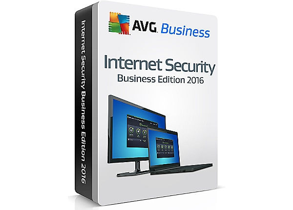 AVG Internet Security Business Edition - subscription license (2 years) - 2
