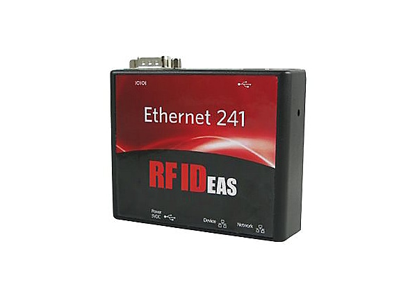 RF IDeas Converters Ethernet 241 - network adapter