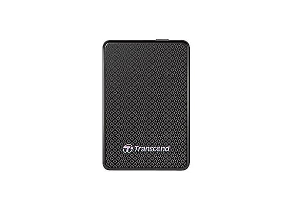 Transcend ESD400 - solid state drive - 256 GB - USB 3.0