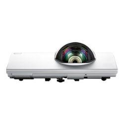 Hitachi CP-BX301WN - 3LCD projector - short-throw - LAN