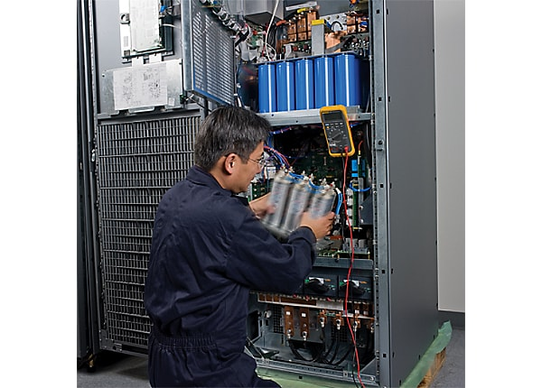 Schneider Electric Critical Power & Cooling Services Complete DC Capacitor