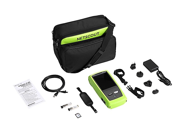 NetAlly OneTouch AT 10G Network Assistant - network tester kit