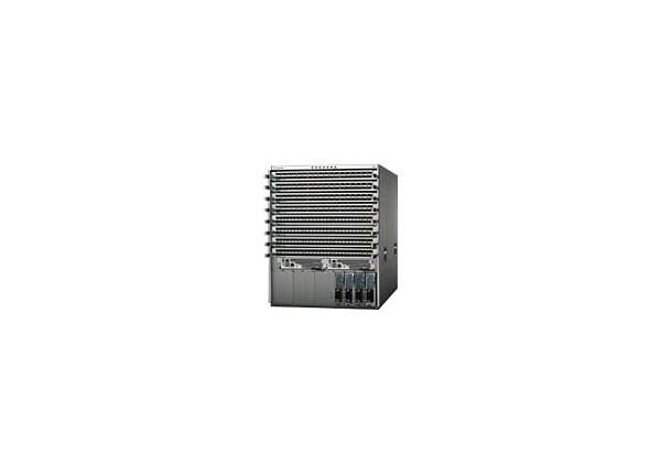 Cisco Nexus 9508 - switch - 96 ports - managed - rack-mountable - with 2 x