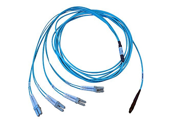 F5 QSFP+ breakout cables - network cable - 1 m