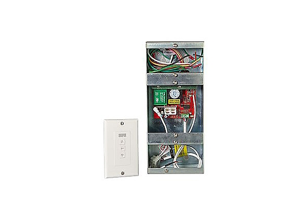 Draper LVC-IV - projection screen control box - with Low Voltage Switch LVC