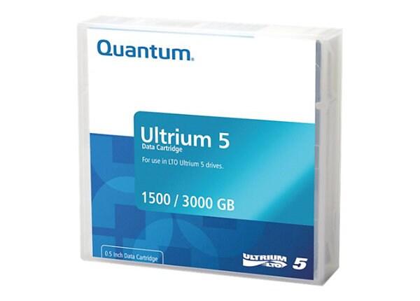 Quantum - LTO Ultrium 5 x 20 - 1.5 TB - storage media