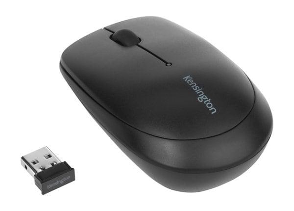 Kensington Pro Fit Mobile - mouse - 2.4 GHz - black