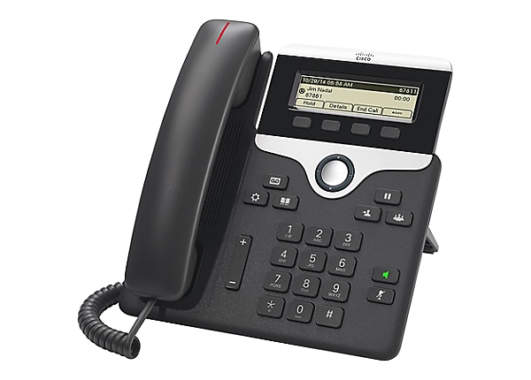 cisco ip phone 7811 voip phone cp 7811 k9 voip phones. Black Bedroom Furniture Sets. Home Design Ideas