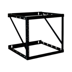 Tripp Lite 12U Wall Mount Open Frame Rack Cabinet Wallmount Heavy Duty