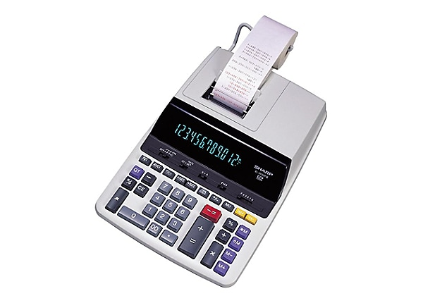 Sharp High Speed Commercial Calculator