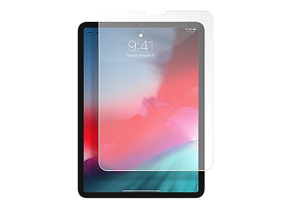 "Compulocks iPad 9.7"" Armored Tempered Glass Screen Protector - screen prote"