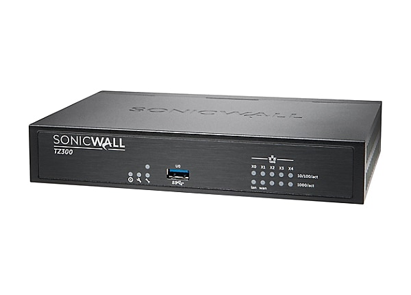SonicWALL TZ300 5-Port Security Appliance