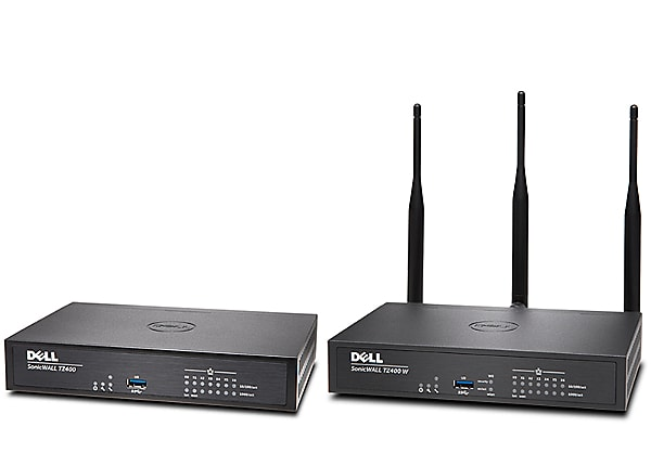 SonicWall TZ400 - security appliance - with 2 years SonicWALL Comprehensive