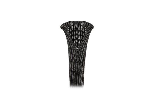 Panduit Pan-Wrap braided expandable sleeving