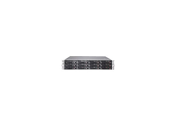 Supermicro SuperServer 6028TP-HC1R - rack-mountable - no CPU - 0 MB - 0 GB