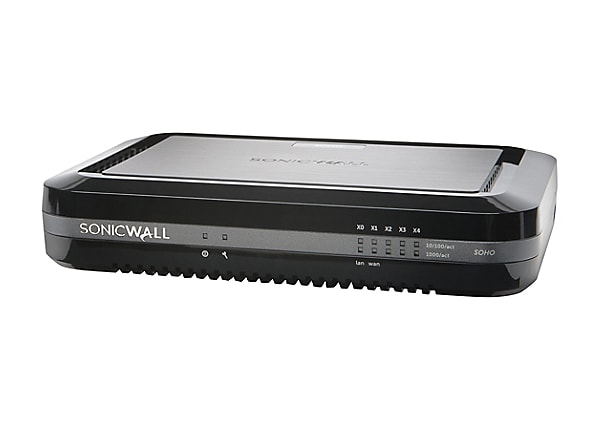 SonicWall SOHO - security appliance