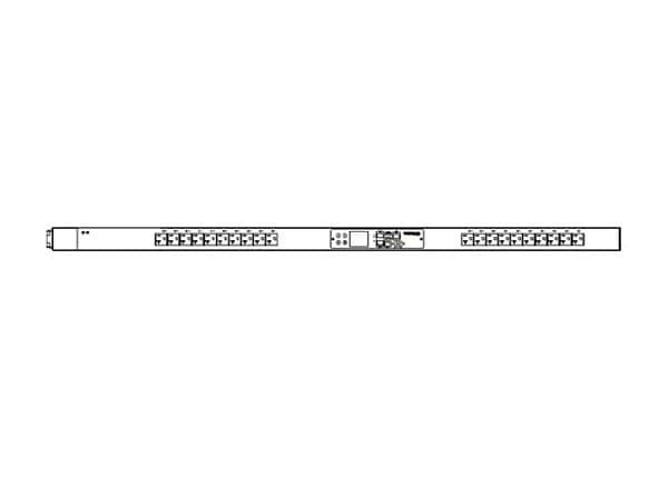 Raritan Dominion PX PX3-5405V - power distribution unit - 1900 VA