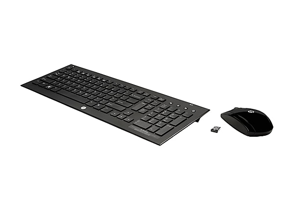 HP Desktop C7000 Wireless Keyboard & Mouse Set