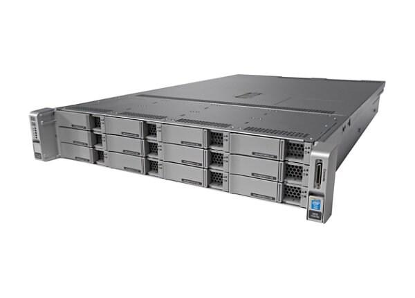Cisco UCS SmartPlay Select C240 M4L Standard 1 - rack-mountable - Xeon E5-2