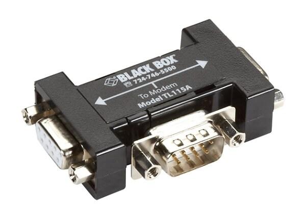 Black Box 2-to-1 Modem Splitter - serial splitter