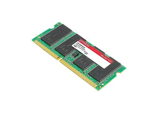 Proline - DDR3 - 8 GB - SO-DIMM 204-pin - unbuffered