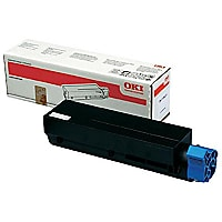 OKI - black - original - toner cartridge
