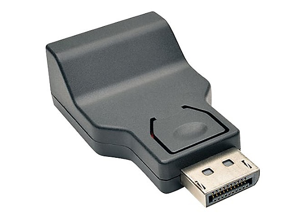 Tripp Lite DisplayPort to VGA Adapter Video Converter Active DP to VGA M/F