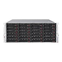 Supermicro SuperStorage Server 6047R-E1CR36N - rack-mountable - no CPU - 0