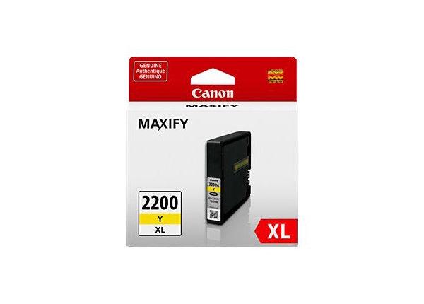 Canon PGI-2200XL Y - XL - yellow - original - ink tank