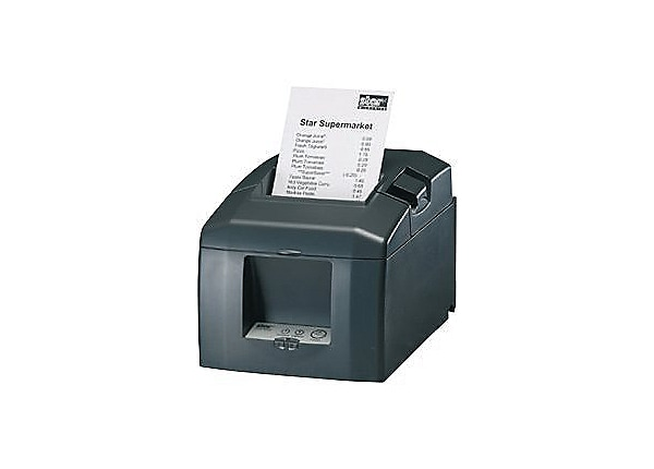 Star TSP 654 - label printer - two-color (monochrome) - direct thermal