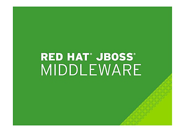 JBoss BRMS with Management - standard subscription (1 year) - 16 cores