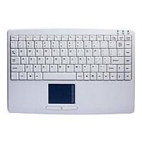 Adesso SlimTouch Mini AKB-410UW - keyboard