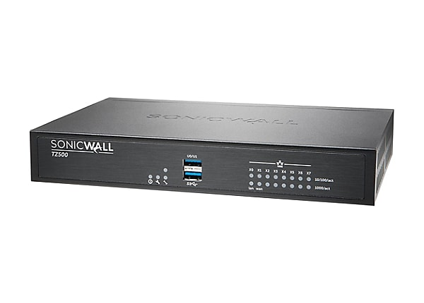 Sonicwall TZ500 High Availability - security appliance