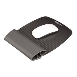 Fellowes I-Spire Series Wrist Rocker - mouse pad with wrist pillow