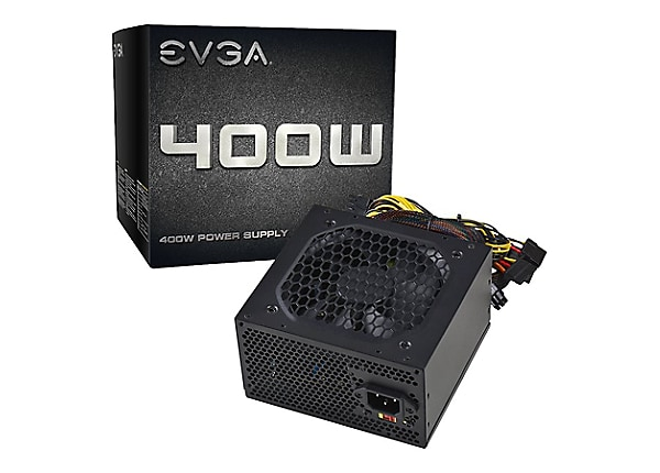 EVGA - power supply - 400 Watt