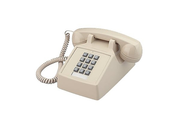 Cortelco 2500 - corded phone