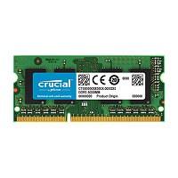 Crucial - DDR3 - 16 GB - SO-DIMM 204-pin - unbuffered